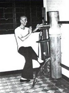 Wing Chun Formen - Yip Man Hozpuppenform