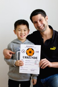 Wing Chun für Kids und Kinder